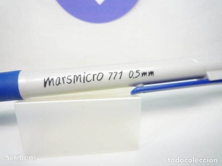 Escribanía: STAEDTLER, LAPIZ PORTAMINAS 0.5 MARSMICRO 771 - Foto 5 - 49936070