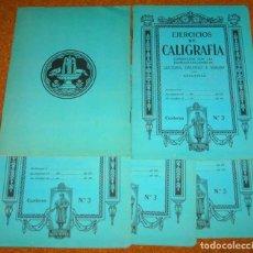 Escribanía - CUADERNOS ANTIGUOS EN OFERTA- 5 DE CALIIGRAFIA Nº 3 EDELVIVES - SIN USO - 120520275