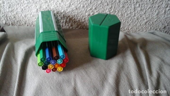 Escribanía: Estuche Stabilo Pen 68 - Foto 2 - 120924247