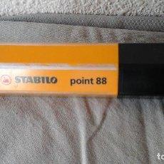 Escribanía: ESTUCHE STABILO POINT 88. Lote 120992171