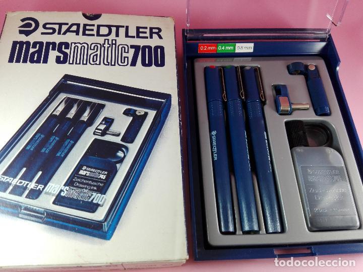 Escribanía: caja-staedtler marsmatic700-nuremberg-germany-nos-ver fotos - Foto 3 - 121386587