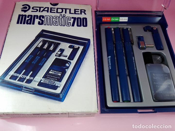 Escribanía: caja-staedtler marsmatic700-nuremberg-germany-nos-ver fotos - Foto 6 - 121386587