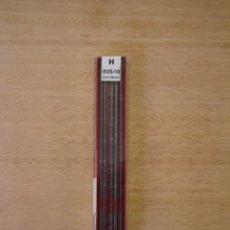 Escribanía: ESTUCHE DE 6 MINAS H - 2,0 X 130 MM - STABILO. Lote 121862499