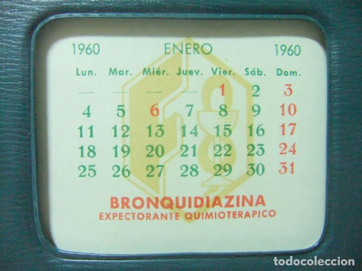Escribanía: CALENDARIO SOBREMESA FAES AÑO 1960 - FARMA FARMACIA MEDICAMENTO FARMACÉUTICA MEDICINA BOTICA - Foto 2 - 131732606
