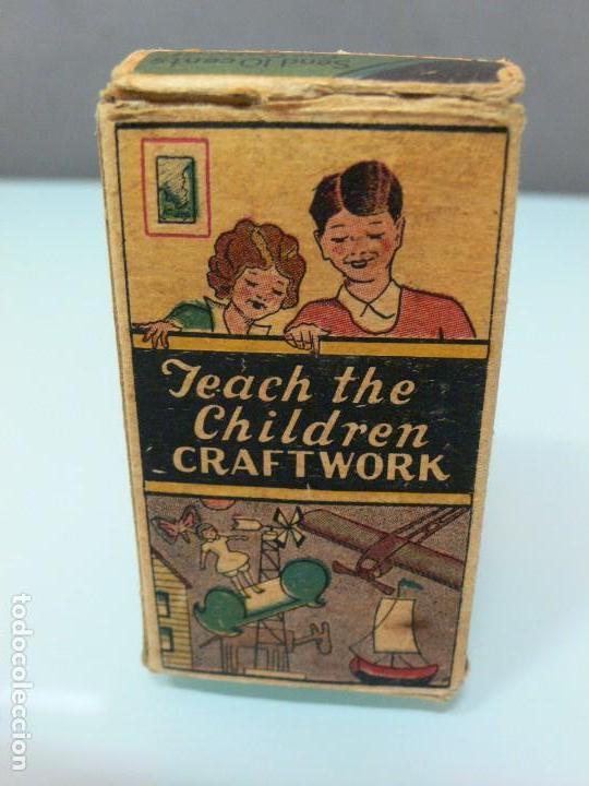 Escribanía: tintero le pages 1940 con caja original - Foto 2 - 135615666