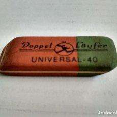 Escribanía: GOMA DE BORRAR, DOPPEL - LAUFER - UNIVERSAL-40. Lote 135706767