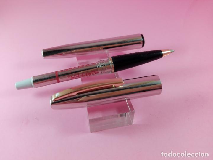 Escribanía: NN9869-roller-sheaffer-acero?cepillado-excelente estado-ver fotos - Foto 6 - 138564438