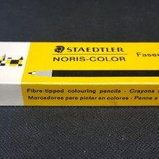 Escribanía: STAEDTLER - NORIS ROTULADORES - AÑOS 80 - CAR122. Lote 138714316