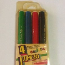 Escribanía: JUMBO,CARIOCA,4 COLORES,UNIVERSAL CE.. Lote 138850950