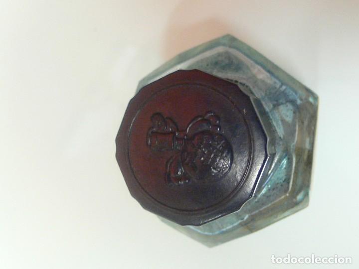 Escribanía: tintero Gimborn, exagonal , años 40 - Foto 3 - 139628382