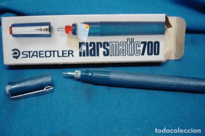 Escribanía: - GRAFO STAEDTLER MARSMATIC700 0,8 mm - NUEVO A ESTRENAR - Foto 2 - 140324874