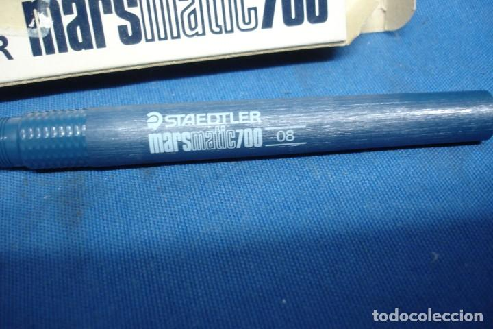 Escribanía: - GRAFO STAEDTLER MARSMATIC700 0,8 mm - NUEVO A ESTRENAR - Foto 3 - 140324874