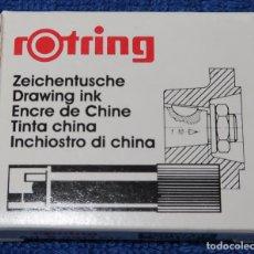 Escribanía: CARTUCHOS DE TINTA - ROTRING. Lote 142286458