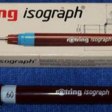 Escribanía: ROTRING 0.6 - ROTRING ¡NUNCA USADO!. Lote 142286498