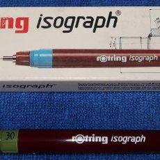 Escribanía: ROTRING 0.3 - ROTRING ¡NUNCA USADO!. Lote 142286514