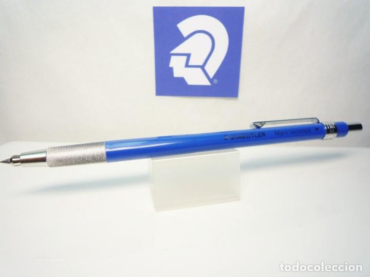 STAEDTLER LAPIZ PORTAMINAS 2MM MARS TECHNICO 780 C. GERMANY ACTUAL (Plumas Estilográficas, Bolígrafos y Plumillas - Plumillas y Otros Elementos de Escribanía)