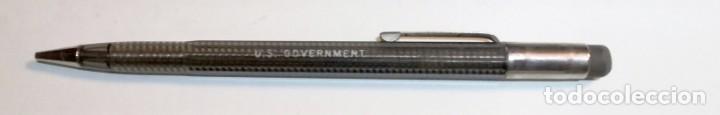 PORTAMINAS ANTIGUO U.S. GOVERMENT AÑOS 80 (Plumas Estilográficas, Bolígrafos y Plumillas - Plumillas y Otros Elementos de Escribanía)