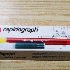 Escribanía: ROTRING RAPIDOGRAPH 0,4MM. Lote 187615731