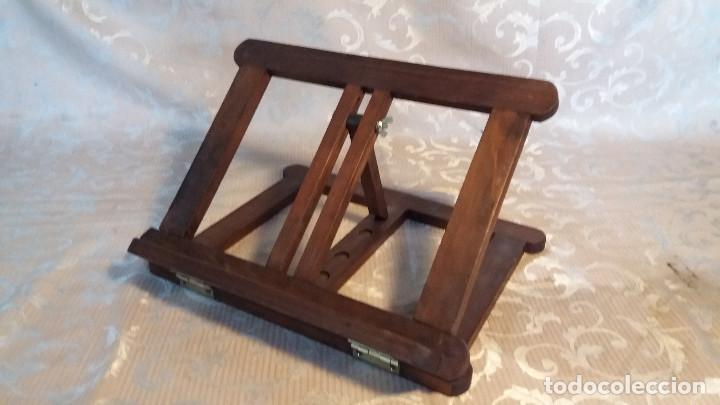 Mesa Direct Sold Sale De Through Plegable Vintage Atril Madera 8mNwv0nO