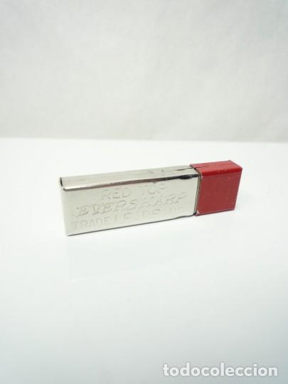 Escribanía: EVERSHARP, ANTIGUA CAJA DE ACERO CON 18 MINAS GRAFITO 1,18 MM RED TOP GRADO F. EE.UU 50S - Foto 4 - 146355446