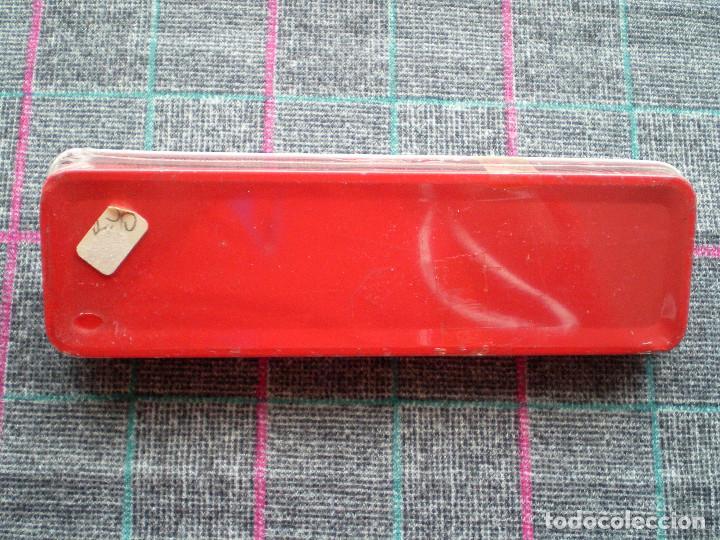 Escribanía: Antiguo conjunto de bolígrafos y estuche Replay de Paper Mate. Nuevo. - Foto 2 - 146683390