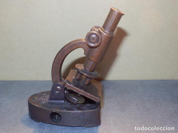 Escribanía: Sacapuntas metálico de Colección - EMB Marti Nº 1020 - Microscopio - Tipo Playme - Foto 2 - 154271657