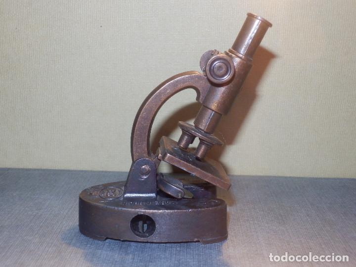 Escribanía: Sacapuntas metálico de Colección - EMB Marti Nº 1020 - Microscopio - Tipo Playme - Foto 3 - 154271657
