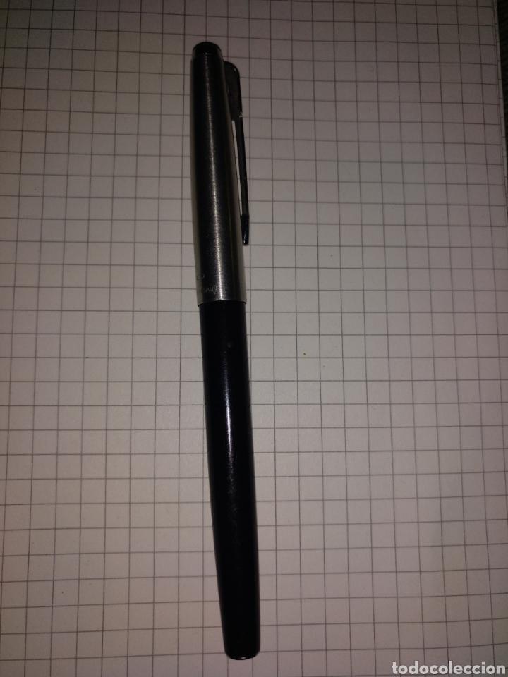 Escribanía: Rotulador parker made in spain, antiguo - Foto 3 - 147730488