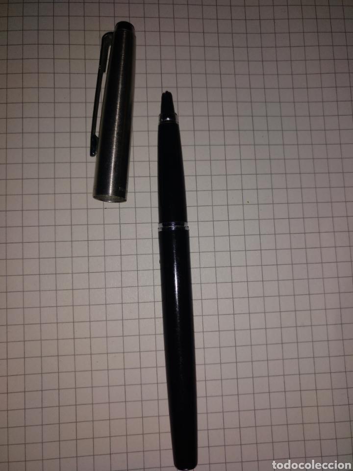 Escribanía: Rotulador parker made in spain, antiguo - Foto 4 - 147730488