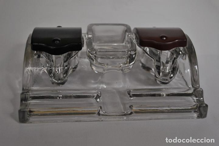 Escribanía: Escribanía Antigua Cristal - Foto 2 - 149252154