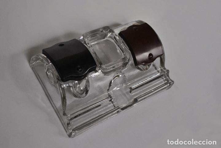 Escribanía: Escribanía Antigua Cristal - Foto 4 - 149252154