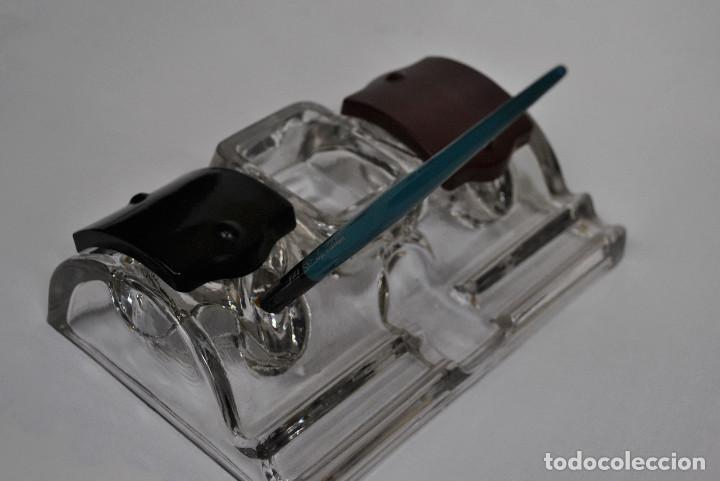 Escribanía: Escribanía Antigua Cristal - Foto 7 - 149252154