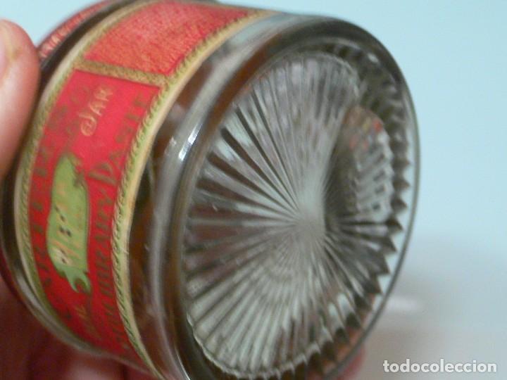 Escribanía: Tarro de cola Carters, Photolibrary paste jar, Pat, USA 1901 - Foto 3 - 150658498