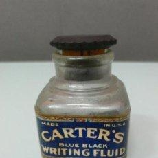 Escribanía: TINTERO CARTERS, USA 1920. Lote 150659606