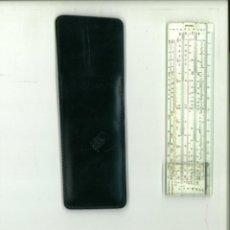 Escribanía: REGLA FABER CASTELL 67/54 B DARMSTADT. Lote 152340702
