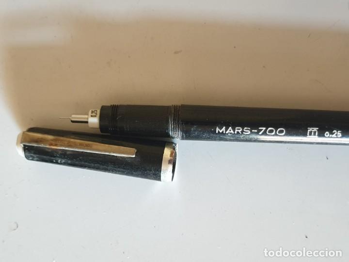 STAEDTLER MARS 700 0,25 (Plumas Estilográficas, Bolígrafos y Plumillas - Plumillas y Otros Elementos de Escribanía)