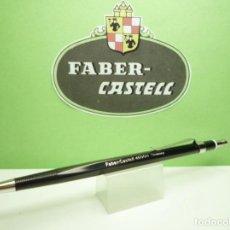 Escribanía: FABER CASTELL, LÁPIZ PORTAMINAS 2 MM, 4600 N NEGRO. GERMANY 80'S.. Lote 155141430