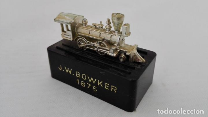SACAPUNTAS J.W. BOWKER 1875 (Plumas Estilográficas, Bolígrafos y Plumillas - Plumillas y Otros Elementos de Escribanía)