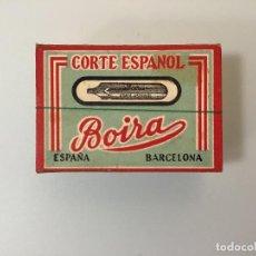 Escribanía: BOIRA CAJA DE PLUMILLAS REF Nº 3 CON PRECINTO. Lote 158187674