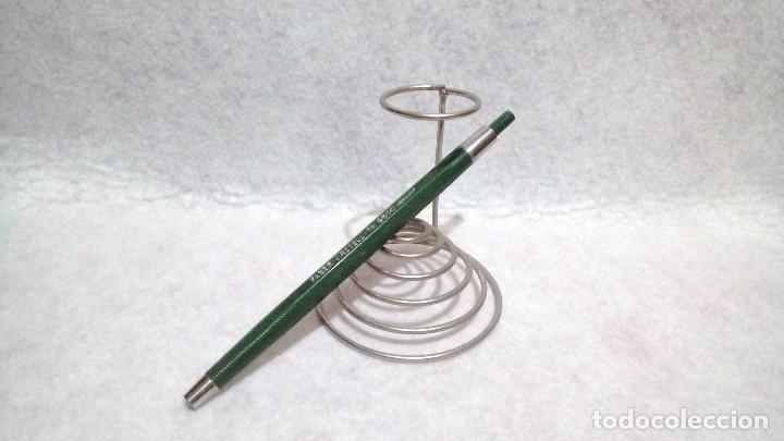 Escribanía: Portaminas/Lapicera * Faber Castell - TK 9500 Germany * ... Sin mina. - Foto 3 - 160047426