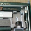 Escribanía: 4 ESTILOGRAFOS FABER CASTELL. Lote 160373882