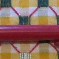 Escribanía: ROTRING. PORTAMINAS DE PLASTICO ROJO DE 0,5 AÑOS 70-80.. Lote 160430138