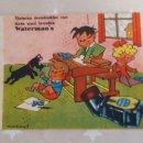 Escribanía: PAPEL SECANTE PUBLICIDAD WATERMAN'S. Lote 160641778