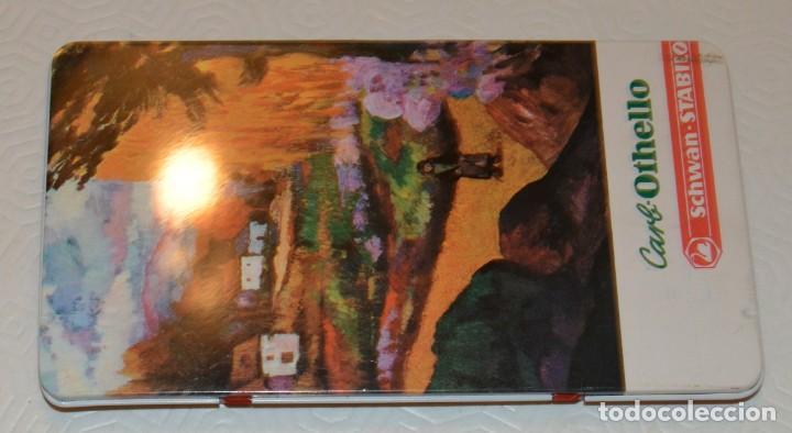 Escribanía: CAJA OTHELLO - SCHWAN STABILO - 12 LAPICES MADERA COLOR - VAN GOGH - Foto 2 - 161713446