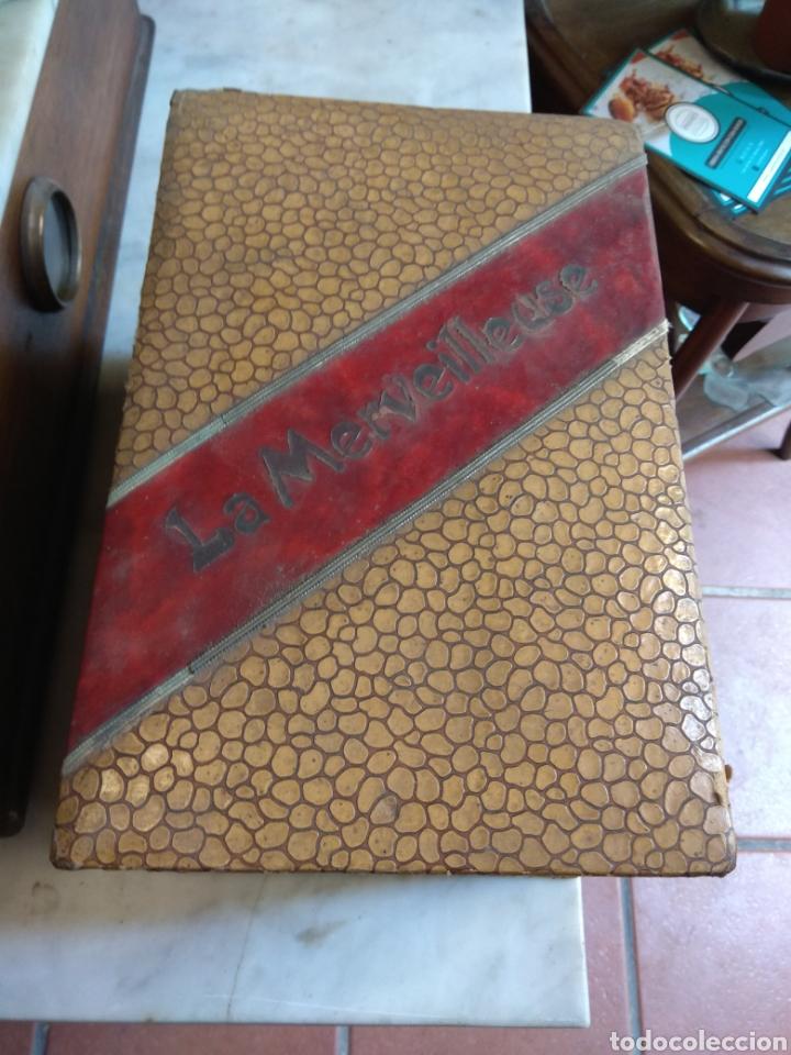 Escribanía: Caja Cartas - Caja Tarjetero - Escritorio - Francesa La Merveilleuse - - Foto 2 - 161843046