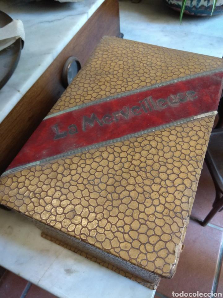 Escribanía: Caja Cartas - Caja Tarjetero - Escritorio - Francesa La Merveilleuse - - Foto 9 - 161843046