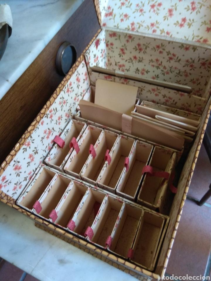 Escribanía: Caja Cartas - Caja Tarjetero - Escritorio - Francesa La Merveilleuse - - Foto 8 - 161843046