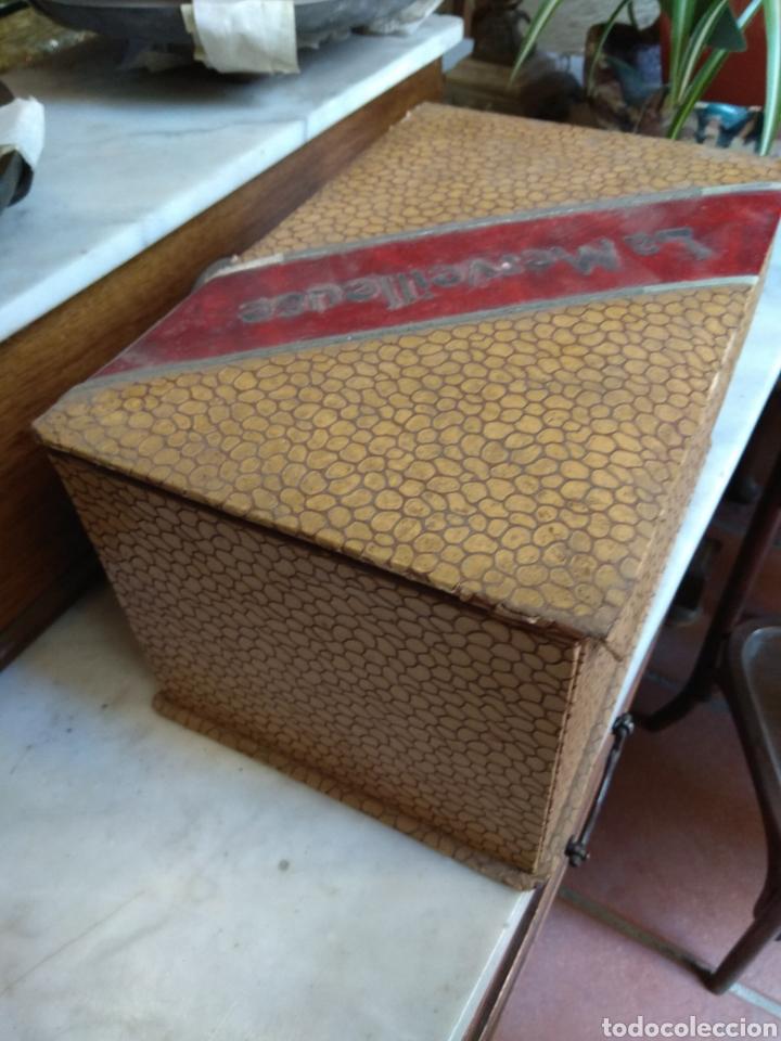 Escribanía: Caja Cartas - Caja Tarjetero - Escritorio - Francesa La Merveilleuse - - Foto 10 - 161843046
