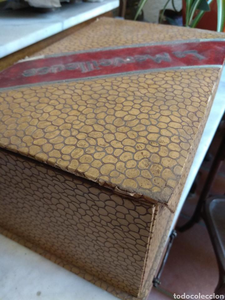 Escribanía: Caja Cartas - Caja Tarjetero - Escritorio - Francesa La Merveilleuse - - Foto 11 - 161843046