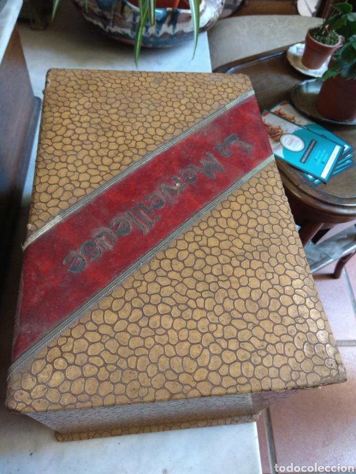Escribanía: Caja Cartas - Caja Tarjetero - Escritorio - Francesa La Merveilleuse - - Foto 12 - 161843046